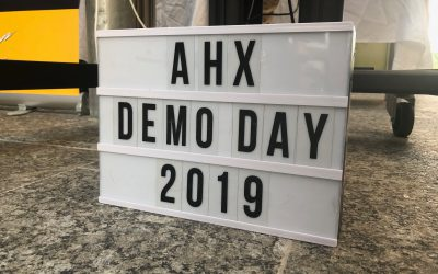 Check out Cogniom's Pitch Presentation at AH-x Demo Day!
